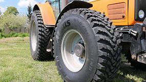 Foto de Mitas lanza una nueva medida del neumático HCM y tiene previsto ampliar su gama de neumáticos municipales