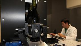 Foto de La Rioja Alta instala dos prototipos experimentales para la inspección en automático de la calidad del vino embotellado