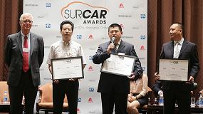 Picture of Dürr recibe tres premios en los Surcar International Awards de Shanghái
