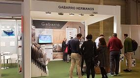 Foto de Gabarró sorprende en Construtec con nuevos materiales para la arquitectura y el diseño