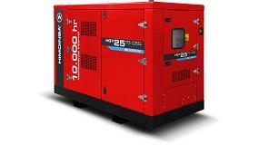 Foto de Himoinsa presenta un nuevo grupo electrógeno a gas con mantenimientos cada 10.000 horas