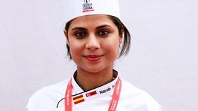 Foto de La joven chef singapurense Nayab Siddiqui gana el concurso que clausura el IX Programa de Formación en Gastronomía de ICEX