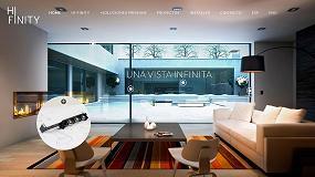 Foto de Reynaers Aluminium presenta Hifinity.es