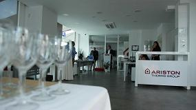 Foto de Ariston Thermo inaugura nueva sede en Madrid