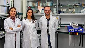 Foto de Andaltec y la UJA desarrollan un bioplástico con propiedades mejoradas gracias al uso de restos de poda del olivar