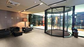 Foto de Gabarró participa en InteriHotel con novedosos diseños de Adore Floors y Hi-Macs