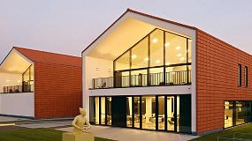 Foto de Hispalyt organiza en Madrid la Jornada Técnica 'Nueva arquitectura con cubiertas ventiladas de teja'