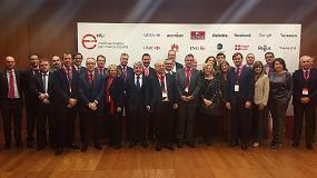 Foto de New Holland participa en el congreso anual de Multinacionales por Marca España