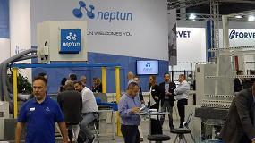 Foto de Todos los productos de Neptun en Glasstec