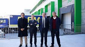 Picture of Grupo Uvesco inaugura una nueva plataforma logística en Castro Urdiales