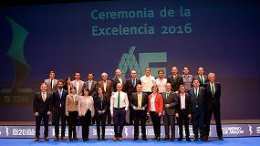 Foto de MANN+HUMMEL IBÉRICA consigue el Premio a la Excelencia Empresarial en Aragón 2016