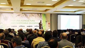 Foto de Syngenta reconoce la labor de sus distribuidores y colaboradores por fomentar la sostenibilidad en el campo español