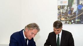 Foto de SDF y Kramp anuncian la ampliación de su acuerdo de colaboración