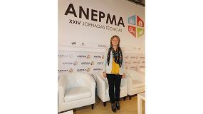 Fotografia de Entrevista a Pilar Vázquez Palacios, presidenta de Anepma y directora gerente de Emulsa