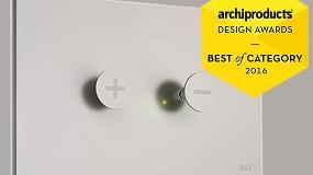 Foto de El pulsador Trumpet de OLI, galardonado con los Archiproducts Design Awards