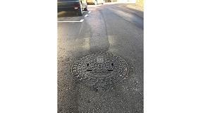 Foto de Saint-Gobain PAM España diseña un nuevo marcado Rexess para las calles de Majadahonda