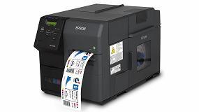 Foto de Epson llevará a Empack sus soluciones para impresión de etiquetas
