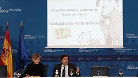 Picture of Carlos Cabanas pone en valor el carácter estratégico de los sectores ovino y caprino