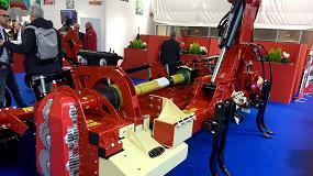Foto de Forigo presenta en EIMA su amplia gama de fresadoras y trituradoras para el sector hortícola