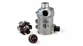 Foto de Plástico para enfriar motores