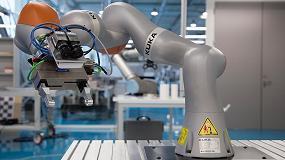 Foto de IK4-Tekniker exhibe sus capacidades en robótica colaborativa en la 3ª edición de l Basque Industry 4.0