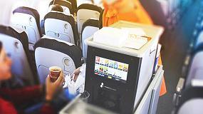 Picture of Un cátering totalmente novedoso en los aviones