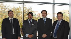Foto de Videotrend y Guardal firman un acuerdo de colaboración