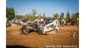 Foto de Bobcat Of celebra su Open Day