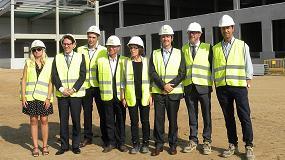 Fotografia de El nuevo parque logístico de Martorelles entrará en funcionamiento en enero