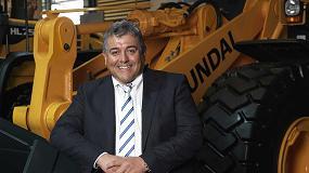 Foto de Alain Worp, nuevo director general de Hyundai Heavy Industries Europe