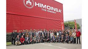 Foto de Himoinsa China celebra su 10° aniversario