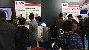 Picture of Las últimas novedades de Risco Group se han expuesto en Security China y Expoprotection París