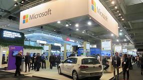 Foto de Microsoft, ONCE, Fundación ONCE e Ilunion presentan en la Smart City Expo soluciones para mejorar la accesibilidad de las ciudades