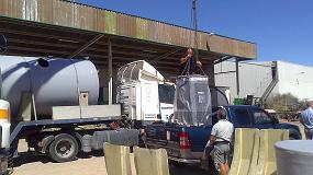 Foto de Una compañía que trata aguas realiza dos proyectos de reutilización que disminuyen la dependencia hídrica en industrias