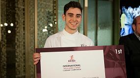 Foto de El valenciano Carles Tarrasó gana el I concurso internacional 'Rioja Wine & Tapas'