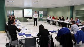 Fotografia de Una treintena de empresas de toda España se forman en Andaltec en envejecimiento de materiales
