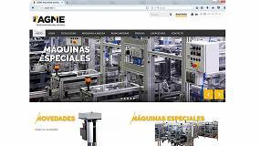 Foto de Agme estrena web en línea con su nueva identidad corporativa