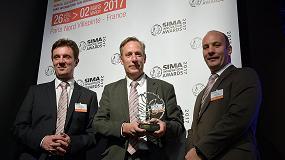 Foto de El desarrollo del tractor autónomo de Case IH recibe una medalla de plata en el programa de premios de SIMA