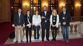 Foto de Los clústeres catalanes exponen en el Parlament su propuesta de valor