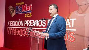 Foto de BigMat entrega sus Premios Solidarios 2016