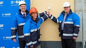 Picture of BASF inaugura la ampliación de su planta de formulación de fungicidas en Tarragona