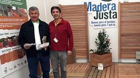 Foto de Madera Justa participa en la Feria de Proveedores de Leroy Merlin