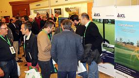 Picture of ICL presenta a los Greenkeepers su línea de fortificantes Vitalnova y la mezcla de semillas lolium perenne Renovator 3GLSD
