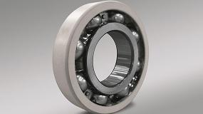Foto de NSK desarrolla rodamientos aislados para motores de inversión controlada