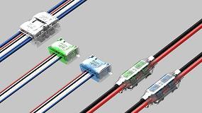 Foto de Conectores para cables de gran tamaño en aplicaciones de iluminación