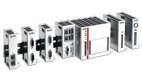 Fotografia de Salto de rendimiento para los PC embebidos: 12 núcleos sobre rail DIN