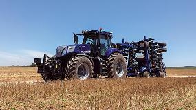 Picture of El tractor conceptual autónomo New Holland NH y el nuevo sistema de refrigeración de alta eficiencia cosechan premios en SIMA 2017