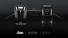Foto de Zumex potencia The Perfect Couple, la suma natural de dos máquinas destinadas a estar juntas