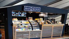 Foto de Areas abre MasQMenos y ultima la apertura de Starbucks en el aeropuerto de Bilbao