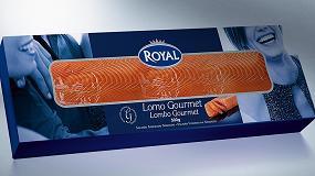 Foto de El salmón ahumado sigue siendo uno de los productos más preciados de la Navidad